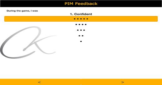 PIM Feedback