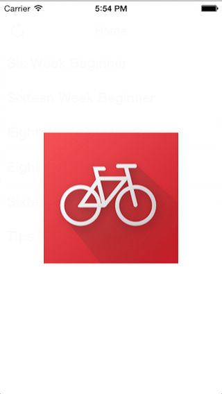 Beginner Cycling Plans