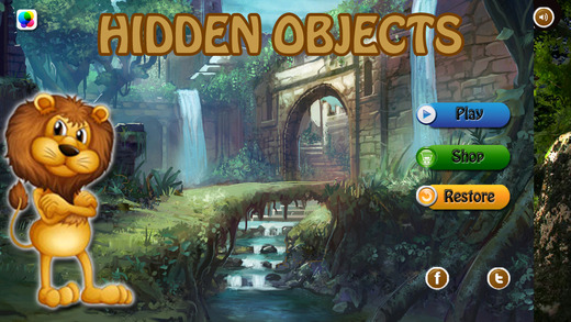 Heritage Time Hidden object