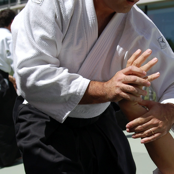 Aikido Plus - Learning The Art of Self Defense with Aikido ! LOGO-APP點子