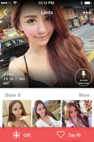 Asian Flirt & Hook Up - Private Chat, meet and dating screenshot 3