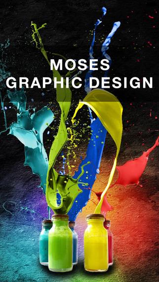 MOSES GRAPHIC DESIGN