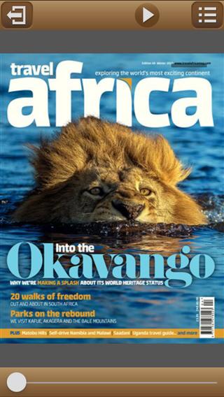 Travel Africa Magazines