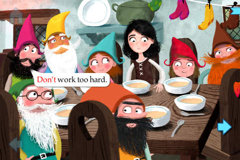 Snow White by Nosy Crow screenshot 3