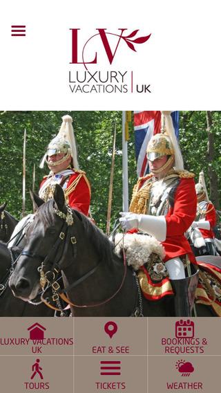 Luxury Vacations UK