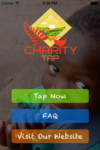 Charity Tap screenshot 1