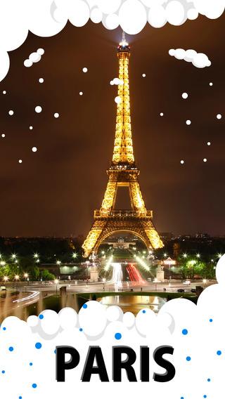 Paris Travel Guide - Offline Map