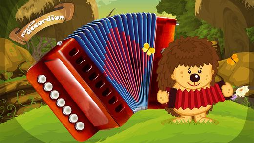 Baby Accordion HD - mini music studio for epic children's band