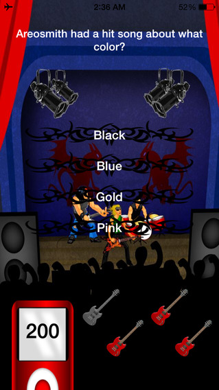90's Music Trivia iPhone Screenshot 3