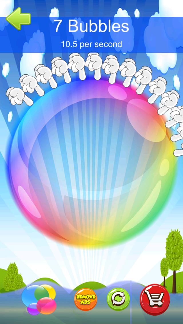 A All Bubble Clicker