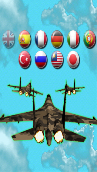 Aircraft Wargame Touch Edition