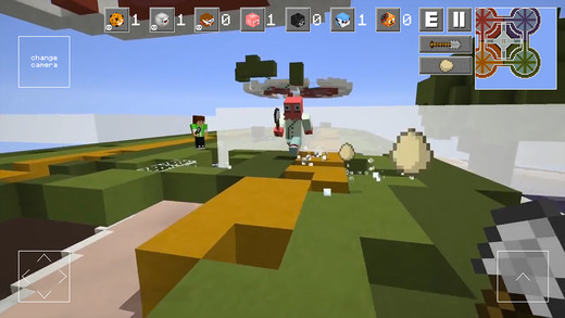 Splegg - Egg Block Shooter Survival MiniGame