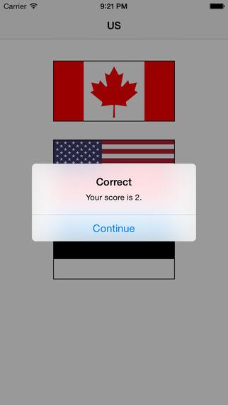 Select Flag
