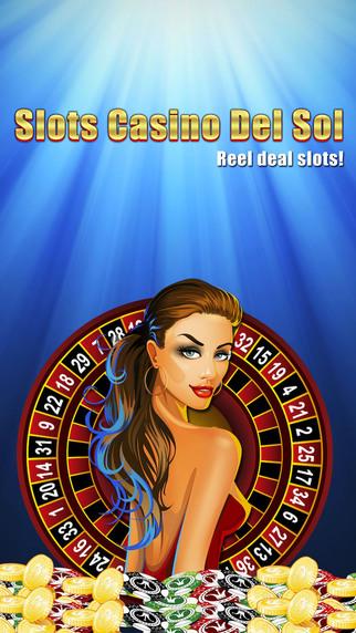 Slots Del Sol Casino - Reel Deal Slots