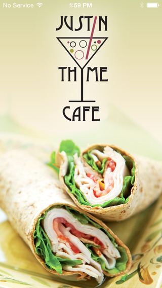 Justin Thyme Cafe
