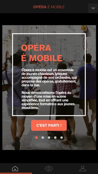 Opera è mobile