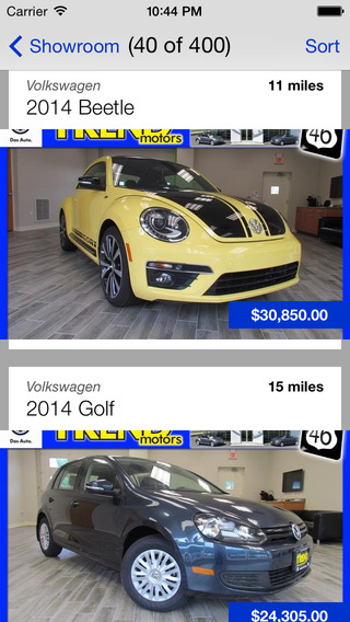 Trend Motors Vw Dealerapp App