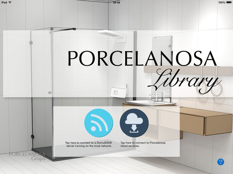 Porcelanosa-Library