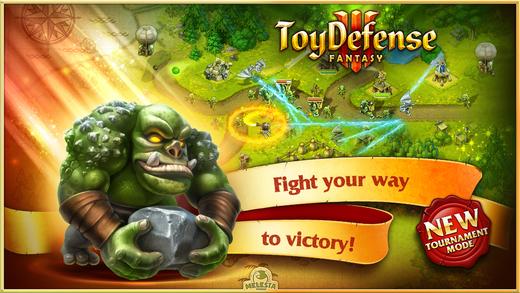Toy Defense 3: Fantasy – strategy