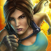 Game – Lara Croft: Relic Run [iOS]