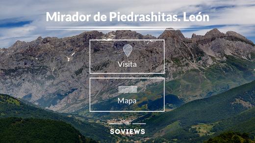 Lookout of Piedrashitas. Picos de Europa. León