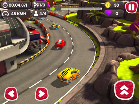 Turbo Wheels screenshot 7