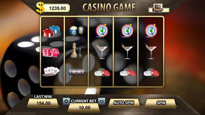 Casino Heart & Spades of Vegas - Free Game of Slots Machine screenshot
