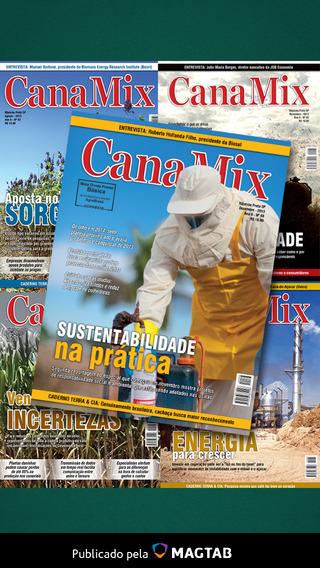 Revista Terra Cia e CanaMix