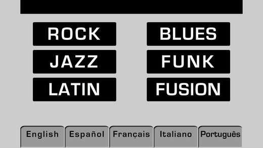 Play Electric Bass Rock Blues Jazz and more.