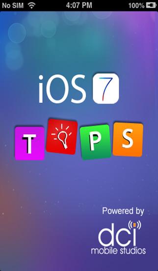 Latest Tips Tricks Secrets for iOS 7
