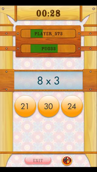 Math Challenge Online
