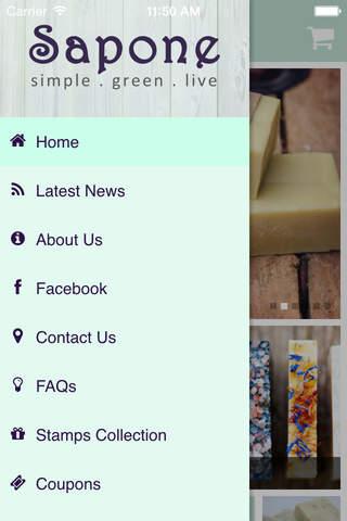 SAPONE screenshot 2