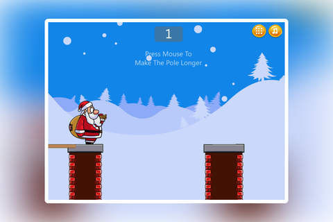 Santa Chimney Overcome screenshot 3