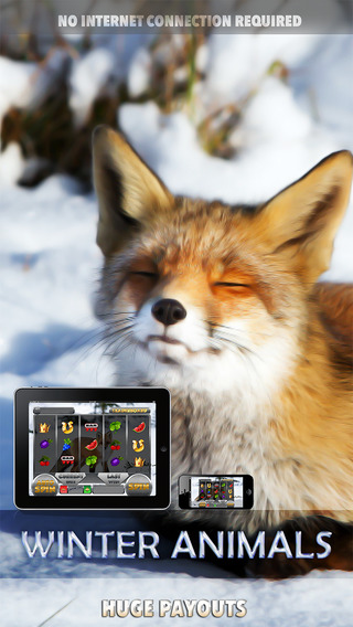 Winter Animals Slots - FREE Slot Game Cocktails for Millionaires