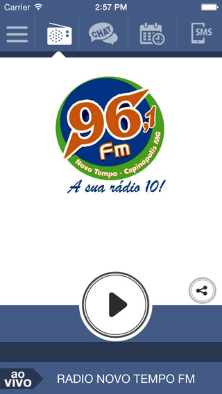 Rádio 96 FM Capinópolis