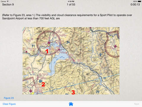 Sport Pilot Airplane Test Prep for iPad