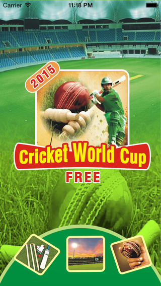 Cricket World Cup 2015 Free