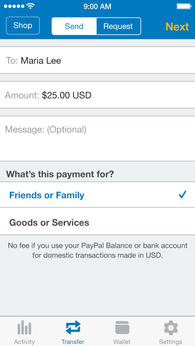 how to add money to your paypal account instantly