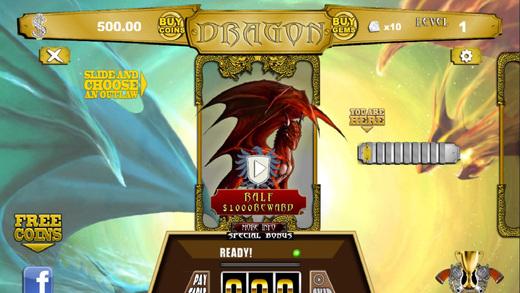 AAA Absolute Wild Dragons Fantasy Slots Free 777 Casino Sim Machine