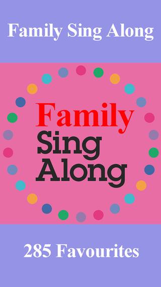 Family Sing Along