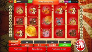 13 Chinese New Year Slots Casino of Odd Immortals - Year of The Sheep Vegas Slot Machine Free
