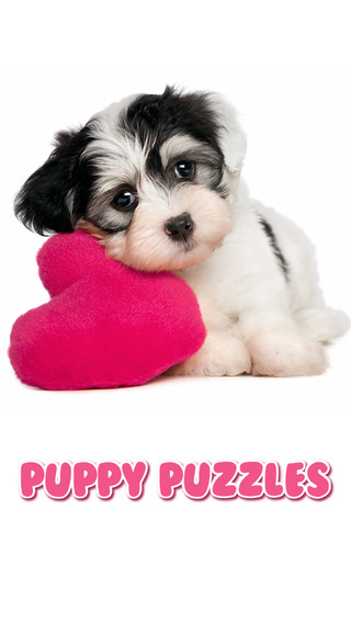 Puppy Pet Jigsaw Puzzle Cute Baby Dog Animal Games for Kids for Free