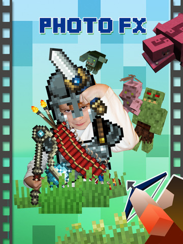 Photo fx minecraft version
