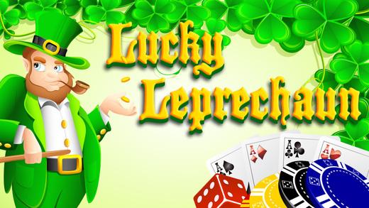 21 Lucky St. Patrick's Day Blackjack Fun - Leprechaun Las Vegas Casino Free