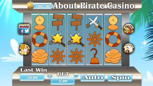 About Pirate Casino