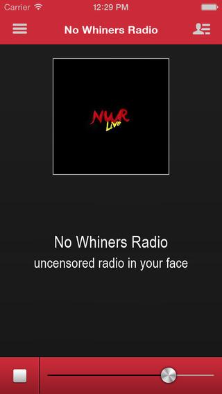 No Whiners Radio