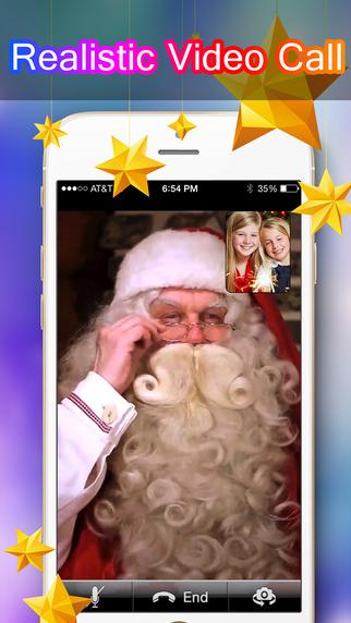 Santa Video Call Pro Free