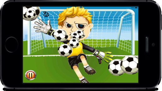 Goal Club Pro : The Case Scorer Crazy Soccer Screenshots