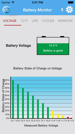 ML_Battery Monitor