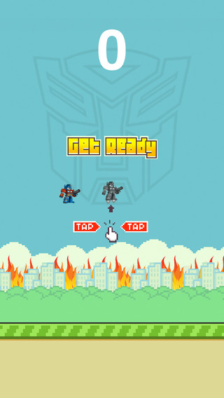 Flappy: for Transformers